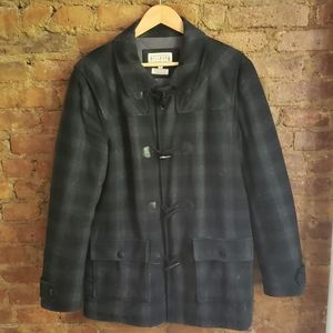 Millburn Plaid Jacket